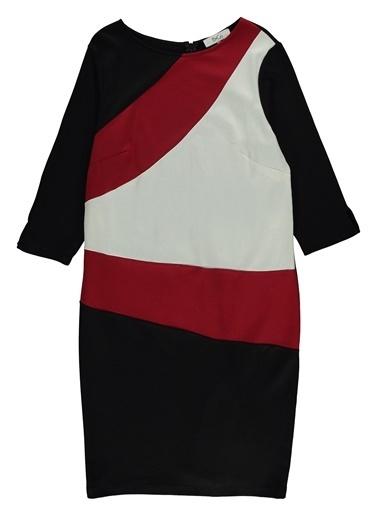 B&CO Elbise Kırmızı